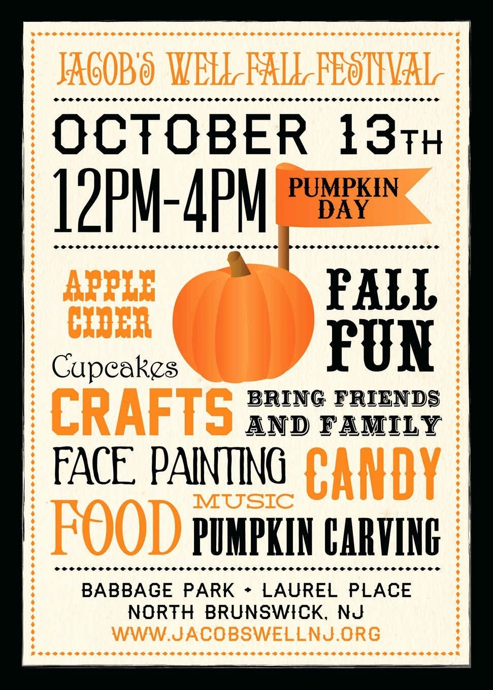 001 Fall Festival Flyers Template Free Printable Flyer Templates - Free Printable Flyers For Church