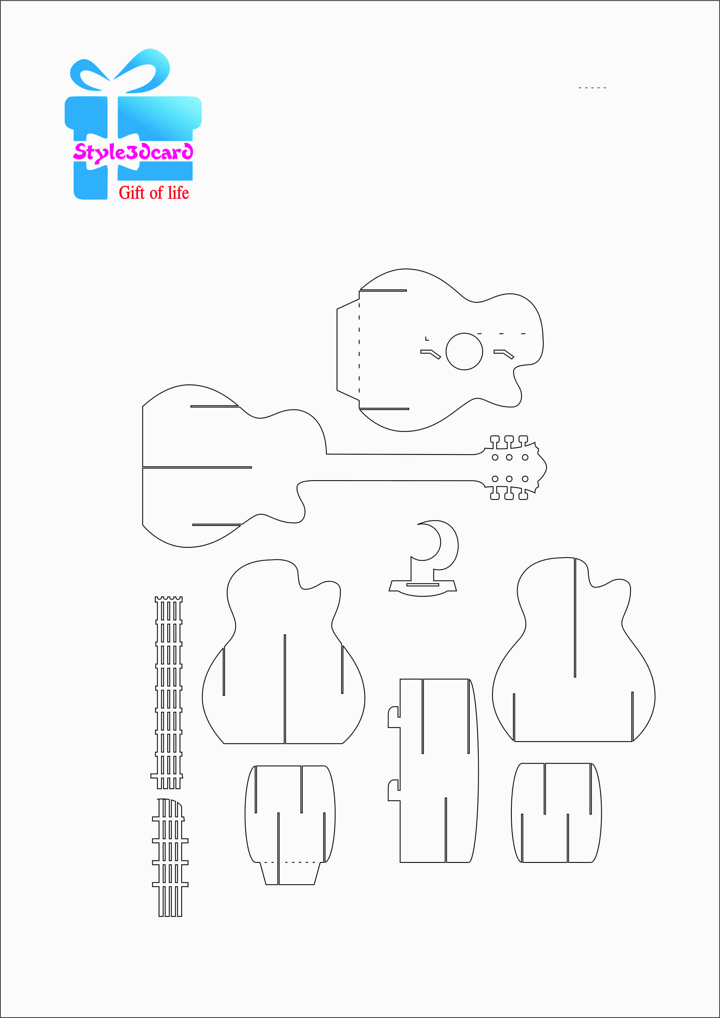 002 Pop Up Cards Templates Template Ideas ~ Ulyssesroom - Free Printable Pop Up Card Templates