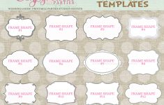 Free Printable Baby Shower Favor Tags Template
