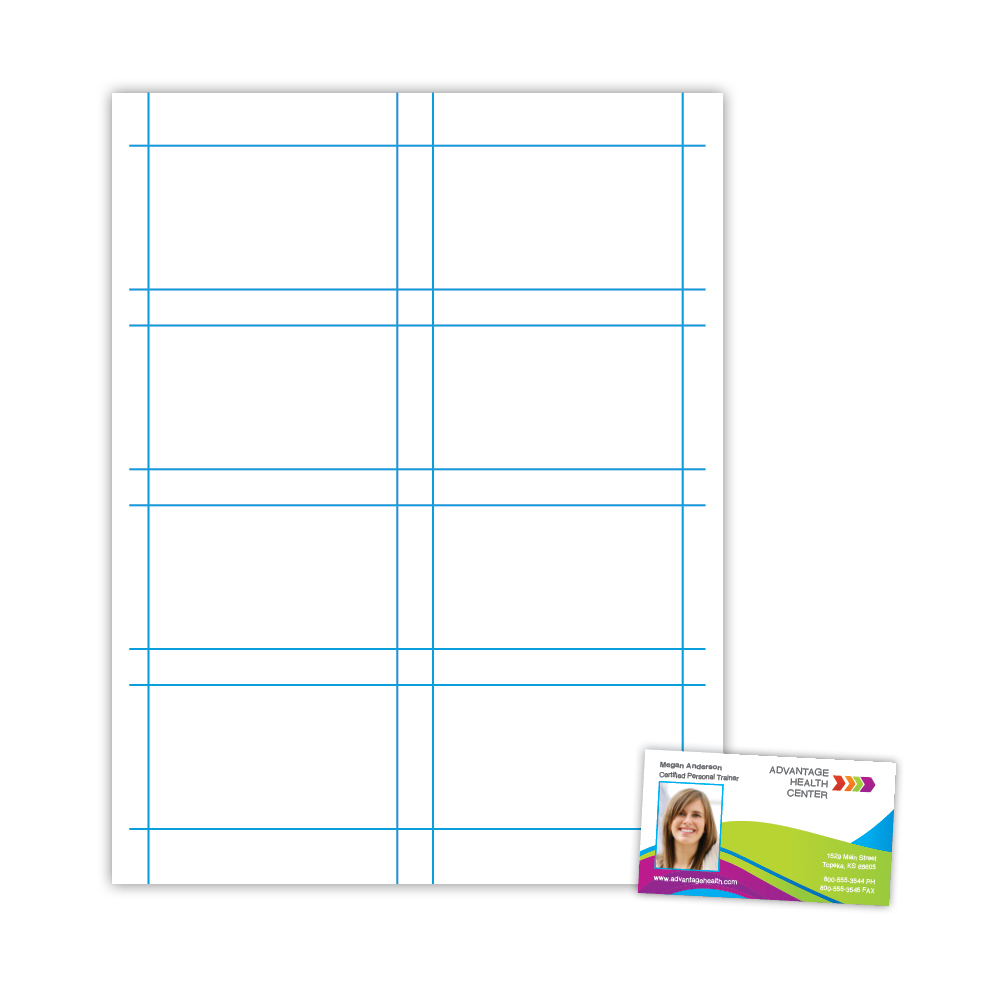 004 Blank Business Card Template Free Psd Photoshop Templates Cards - Free Printable Blank Business Cards