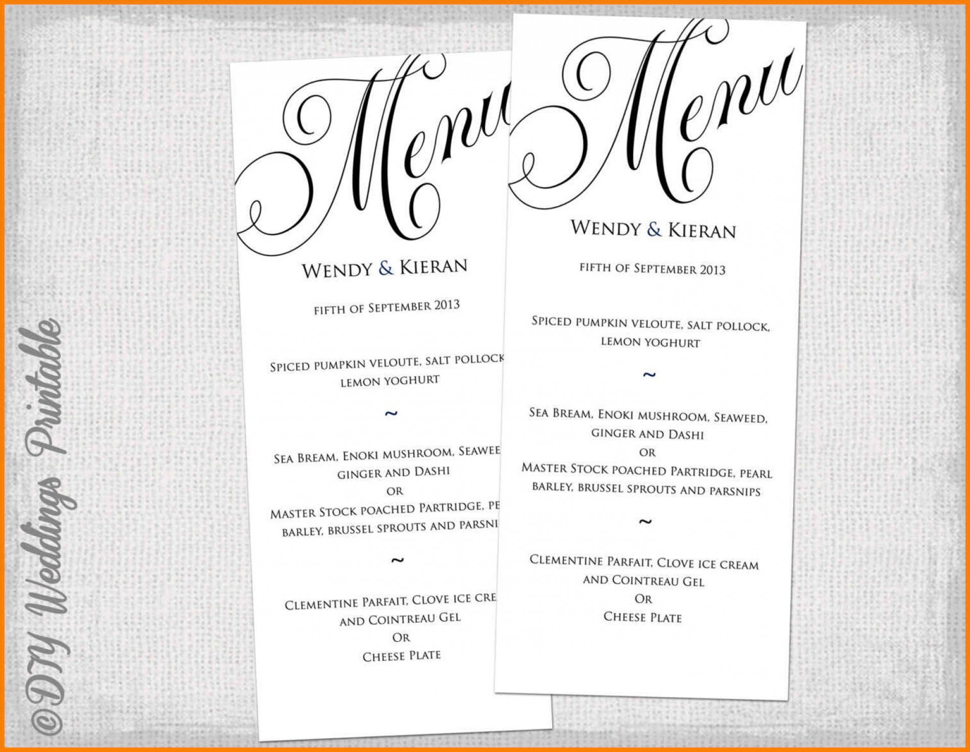 004 Dinner Party Menu Templates Template Ideas Elegant Leaflet - Free Printable Dinner Party Menu Template
