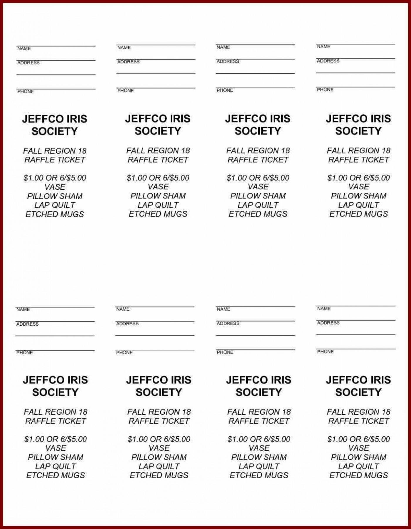 004 Template Ideas Free Printable Ticket ~ Ulyssesroom - Free Printable Bridal Shower Raffle Tickets