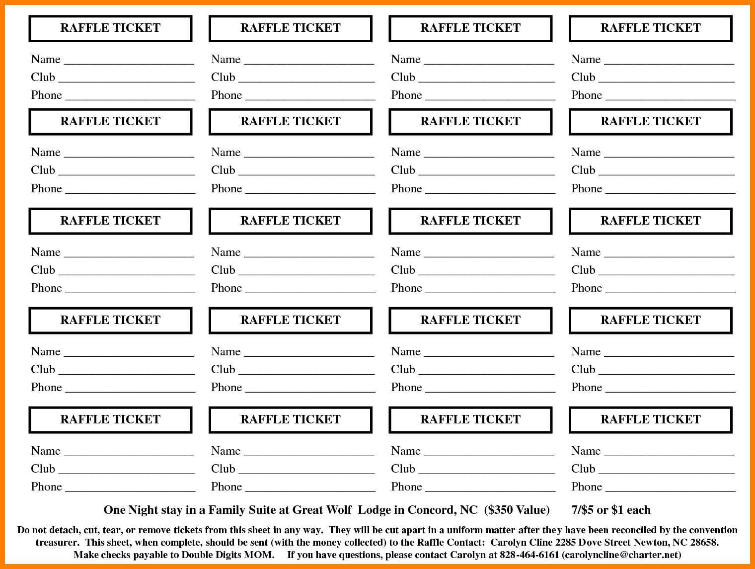 005 Printable Raffle Ticket Template Hola Klonec Co Print Out - Free Printable Raffle Ticket Template