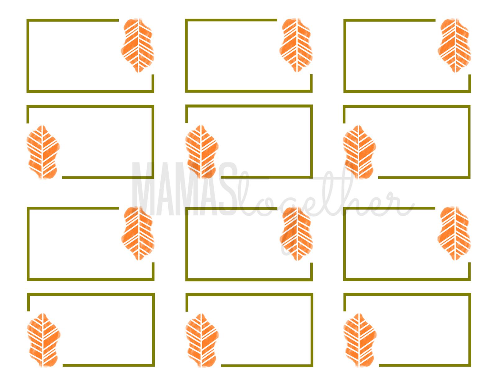 006 Free Printable Christmas Place Card Template Ideas ~ Ulyssesroom - Free Printable Place Card Templates Christmas