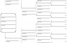 Free Printable Family Tree Template 4 Generations