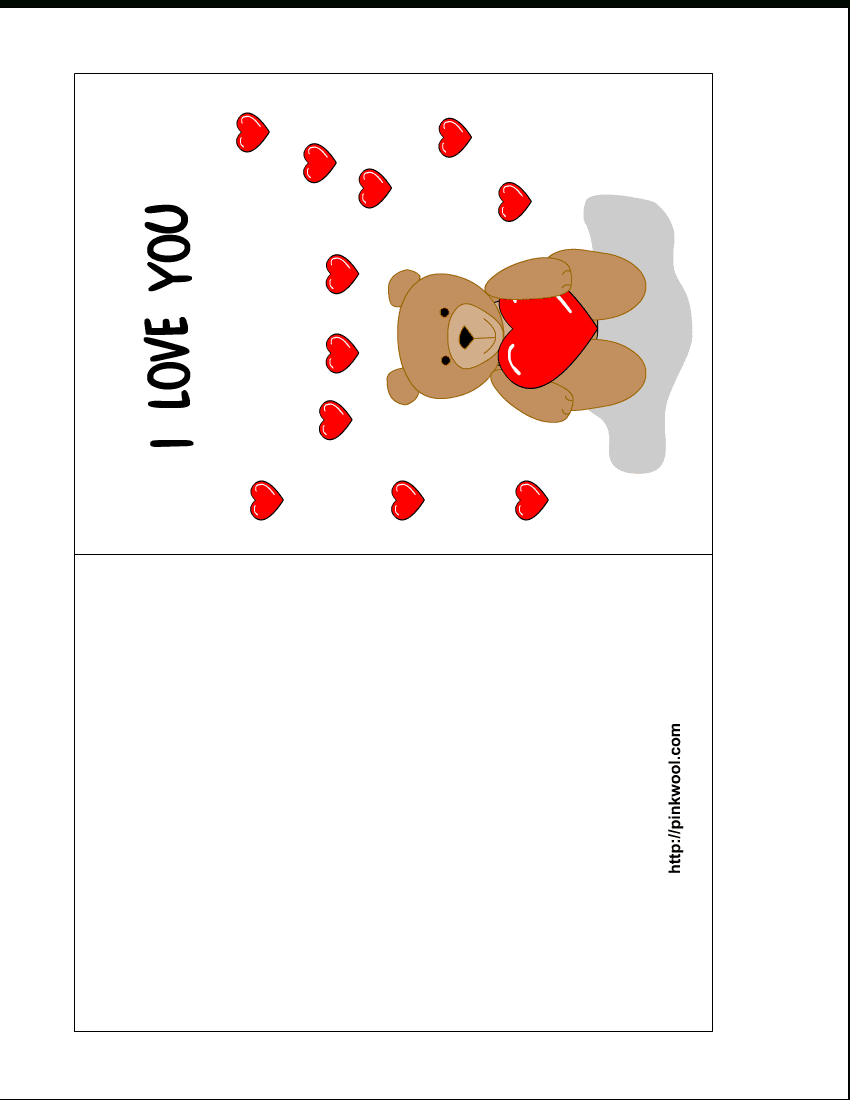 007 Template Ideas Free Printable Cards Templates C1Aff Valentines - Free Printable Cards
