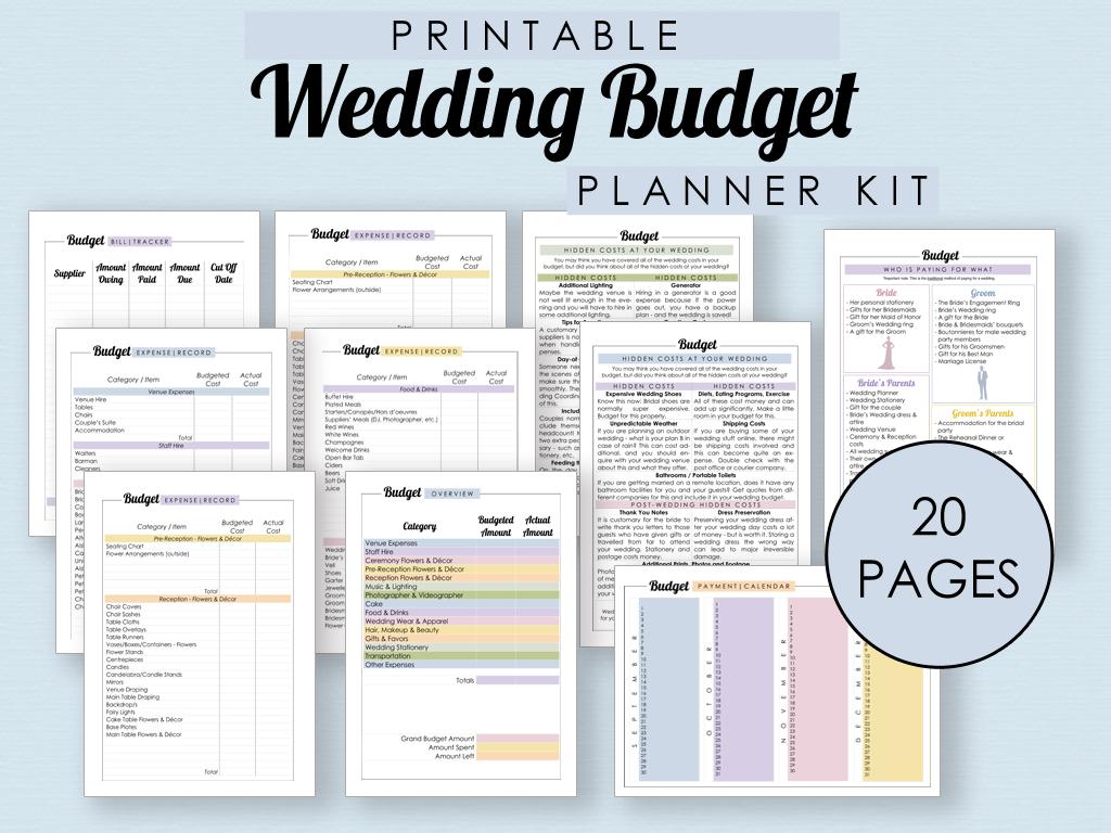 007 Template Ideas Free Printable Wedding Binder Templates Main - Free Printable Wedding Organizer Templates