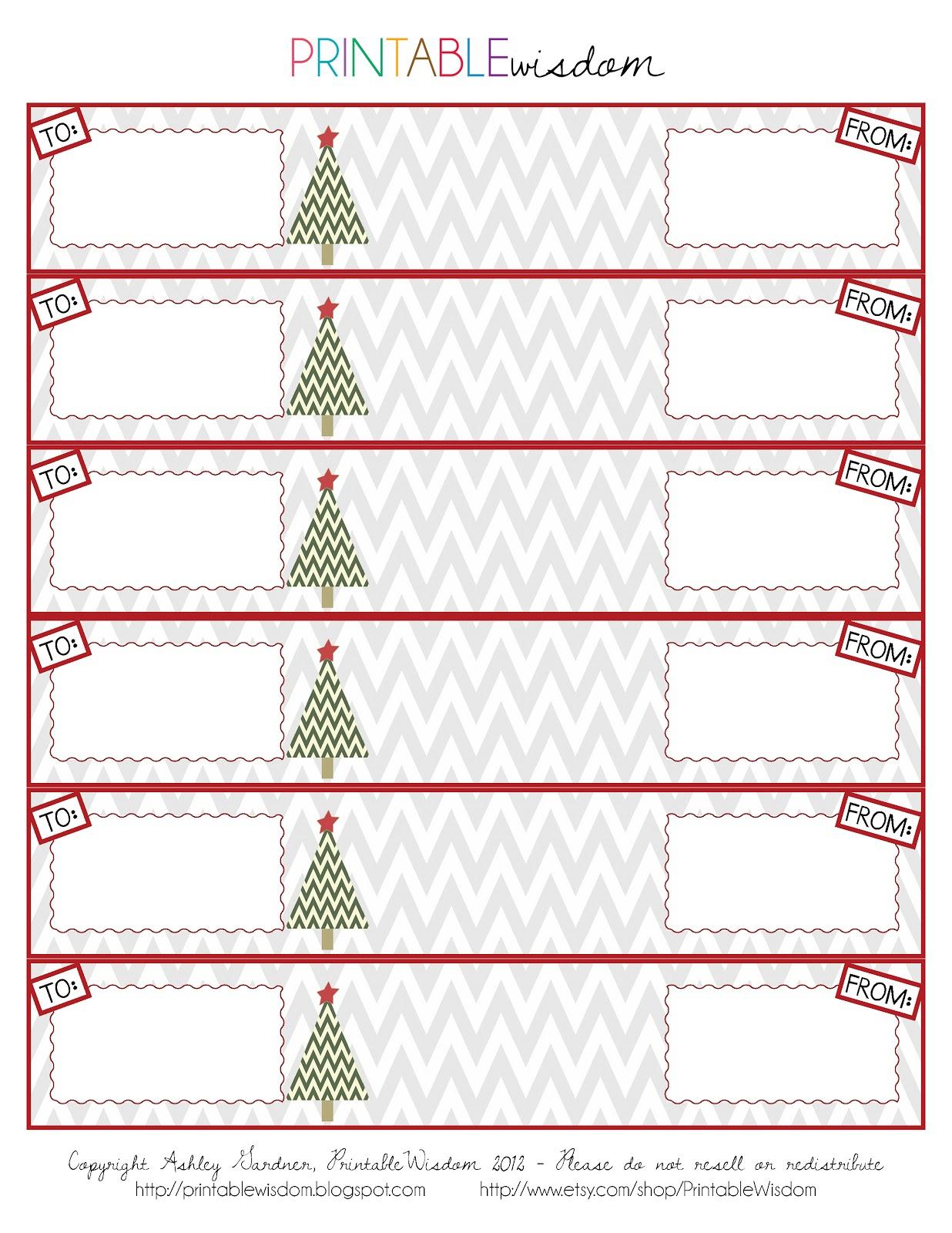 012 Template Ideas Address Label Templates Free Printable Christmas - Free Printable Return Address Labels