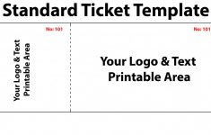 014 Template Ideas Carnival Ticket Invitation Circus Editable And – Make Your Own Tickets Free Printable