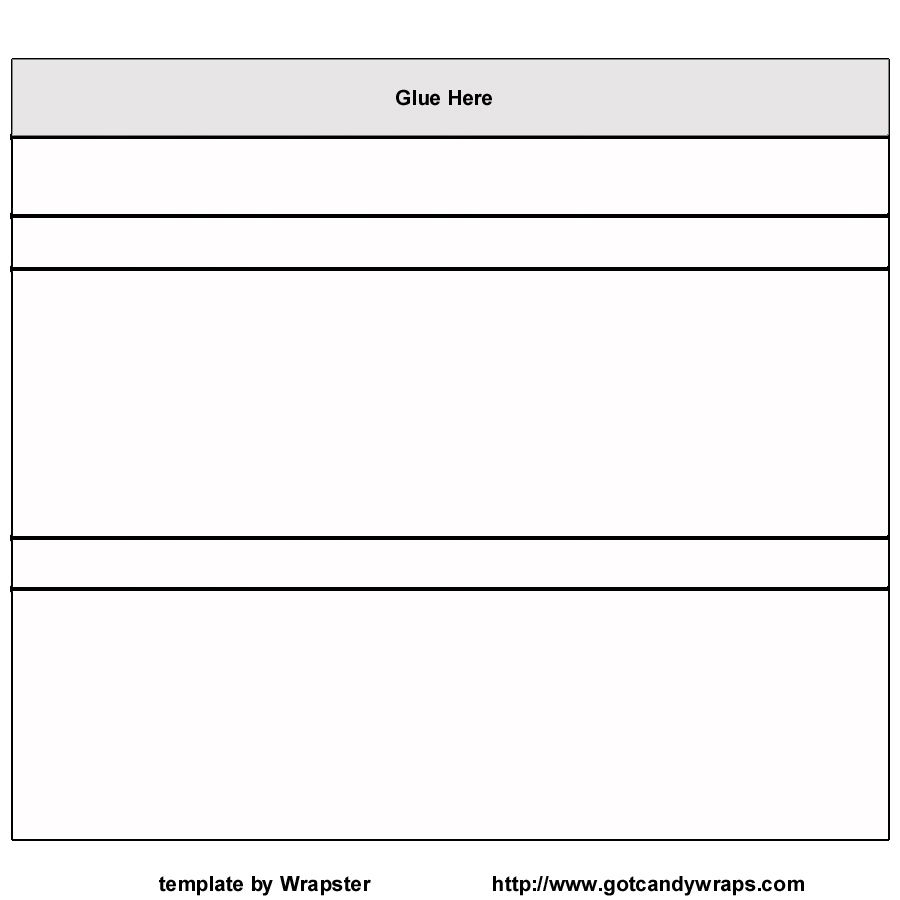 015 Template Ideas Candy Bar Wrapper ~ Ulyssesroom - Free Printable Candy Bar Wrappers Templates