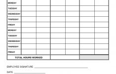 016 Timesheet Template Free Printable Ideas Basic Monthly Or Fresh – Monthly Timesheet Template Free Printable