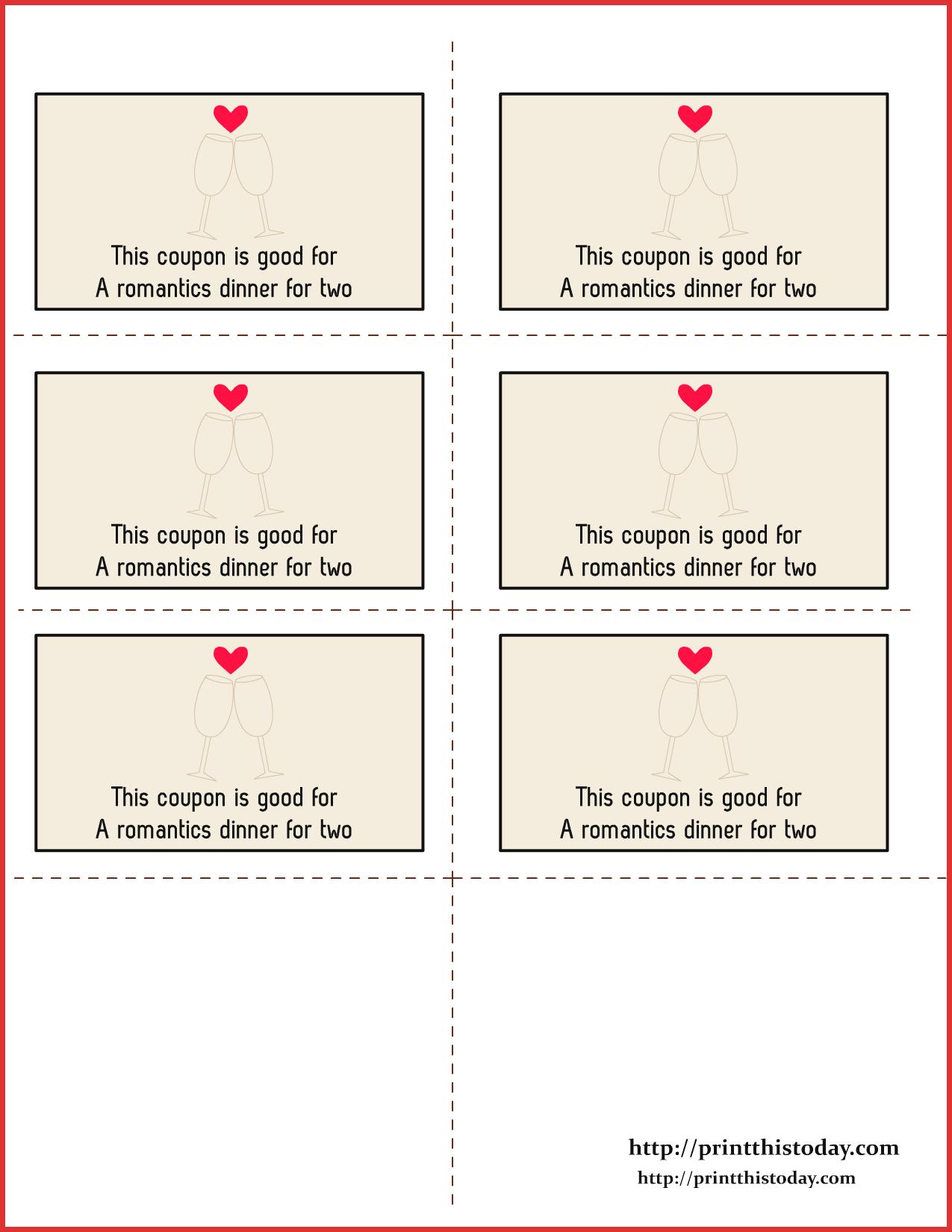 022 Free Printable Coupon Templates Template Ideas Love Fresh Best - Free Printable Coupon Templates