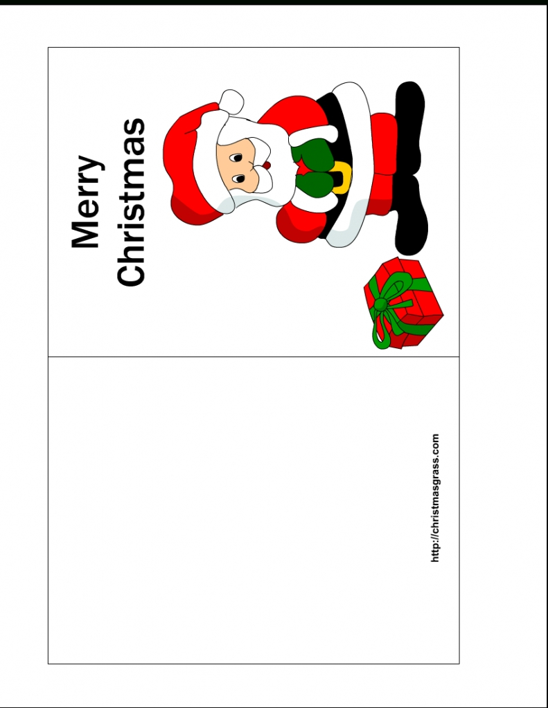 026 Freeable Cards Template Ideas Christmas Card With Within To - Free Printable Xmas Cards Download