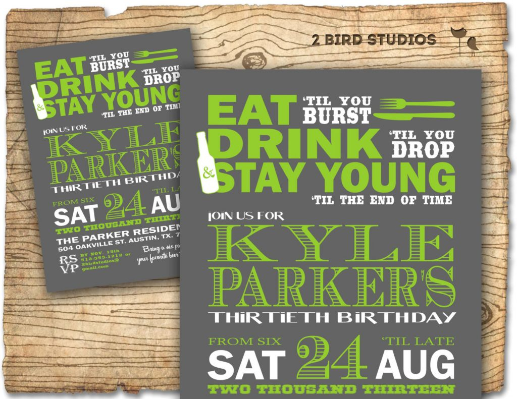 029 40Th Birthday Invitation Templates Th New Design Free Printables - Free Printable Birthday Invitations For Him