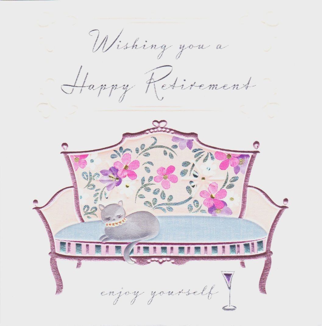 12 Beautiful Printable Retirement Cards | Kittybabylove - Free Printable Retirement Cards