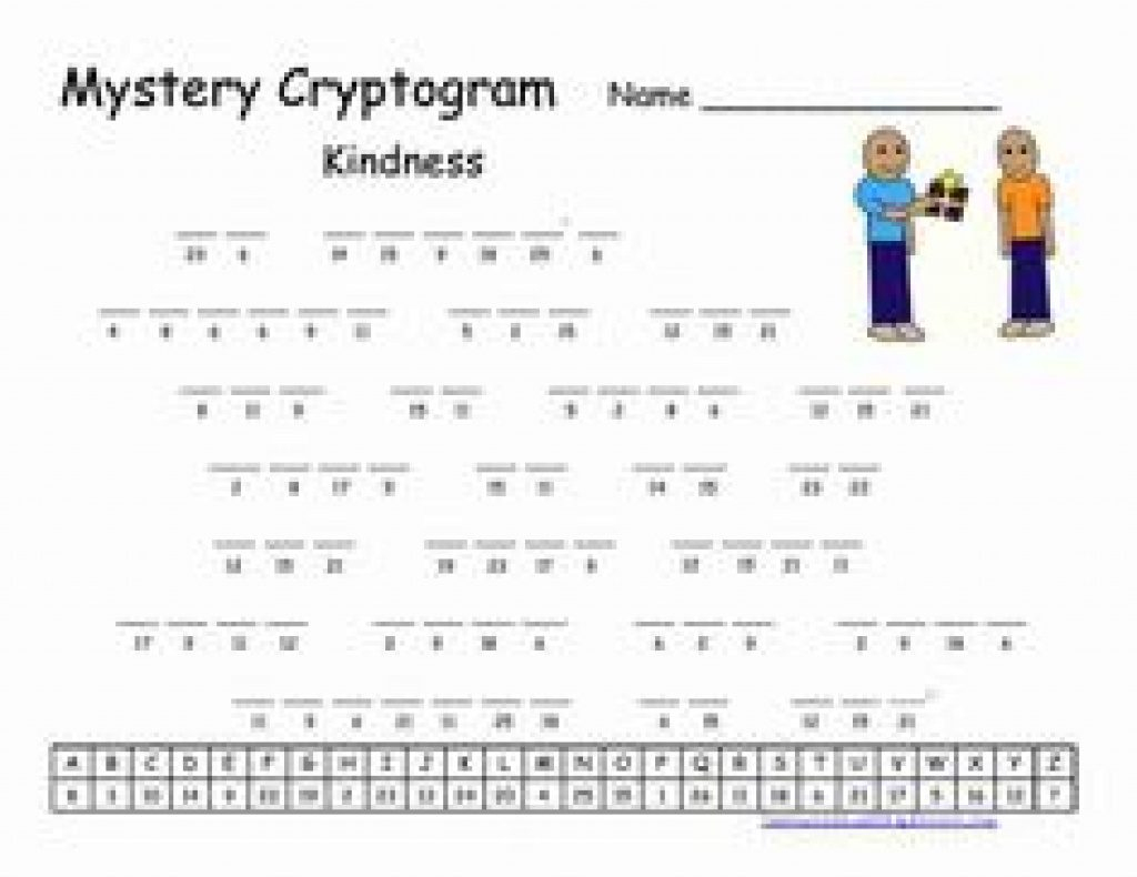14 Best Cryptograms Images On Pinterest In 2018 | Puns, Monkey Puns - Free Printable Cryptograms With Answers