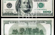 14 Hundred Dollar Bill Psd Images – 100 Dollar Bill Without Face – Free Printable Dollar Bill Template