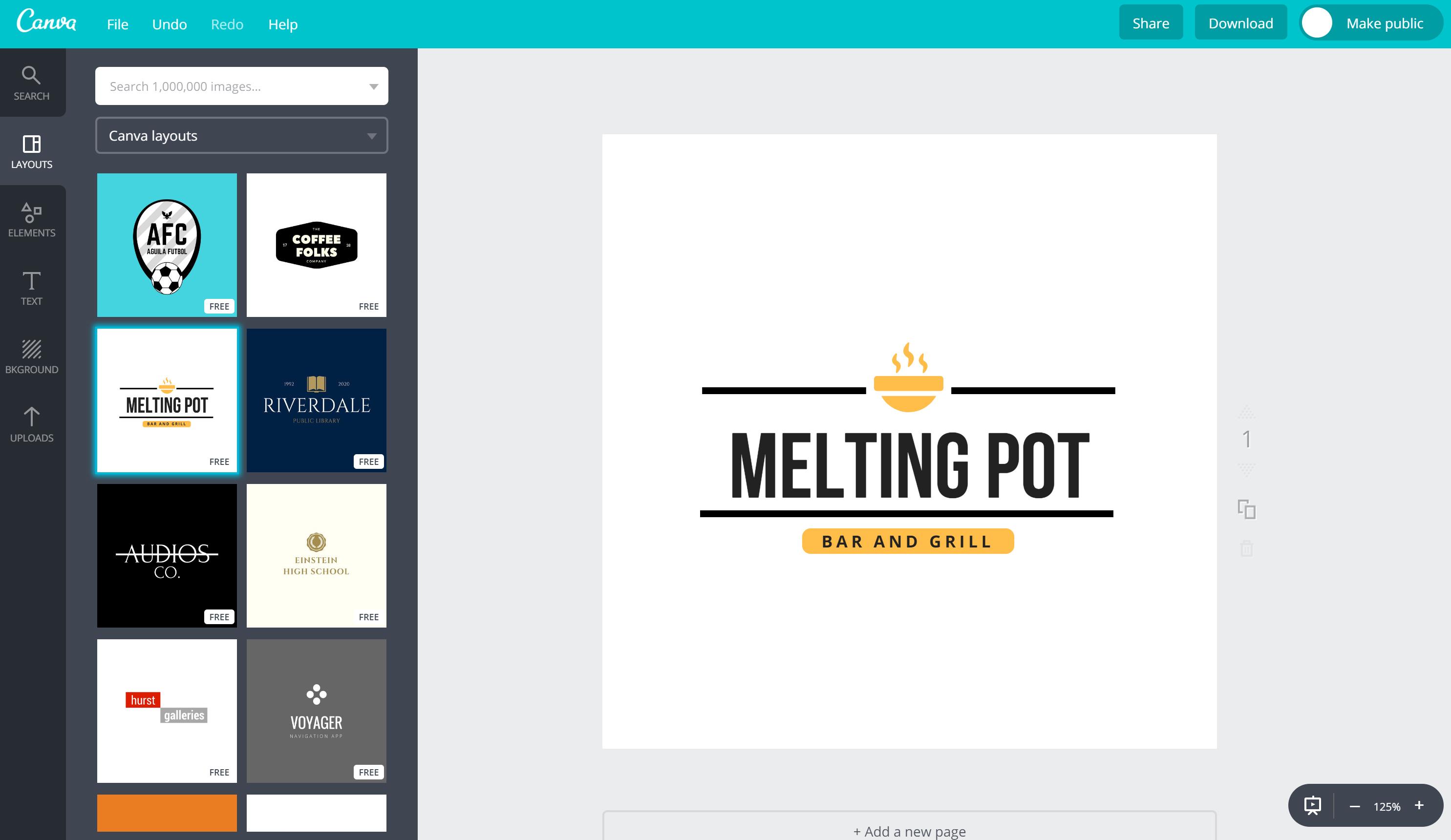 15 Best Free Online Logo Makers & Generators - Websitesetup - Free Printable Logo Maker