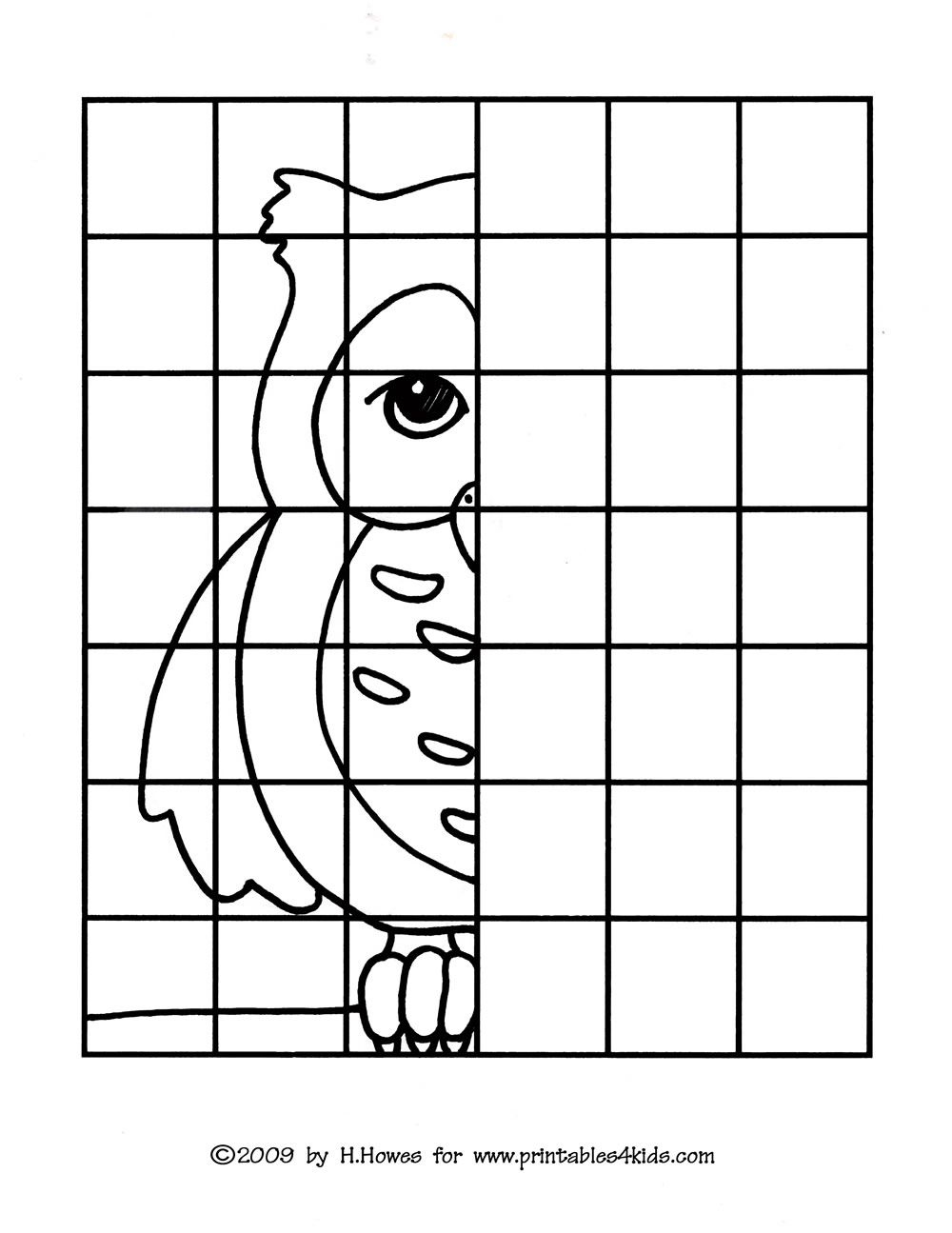 15 Drawing Worksheets Owl For Free Download On Ayoqq - Free Printable Drawing Worksheets