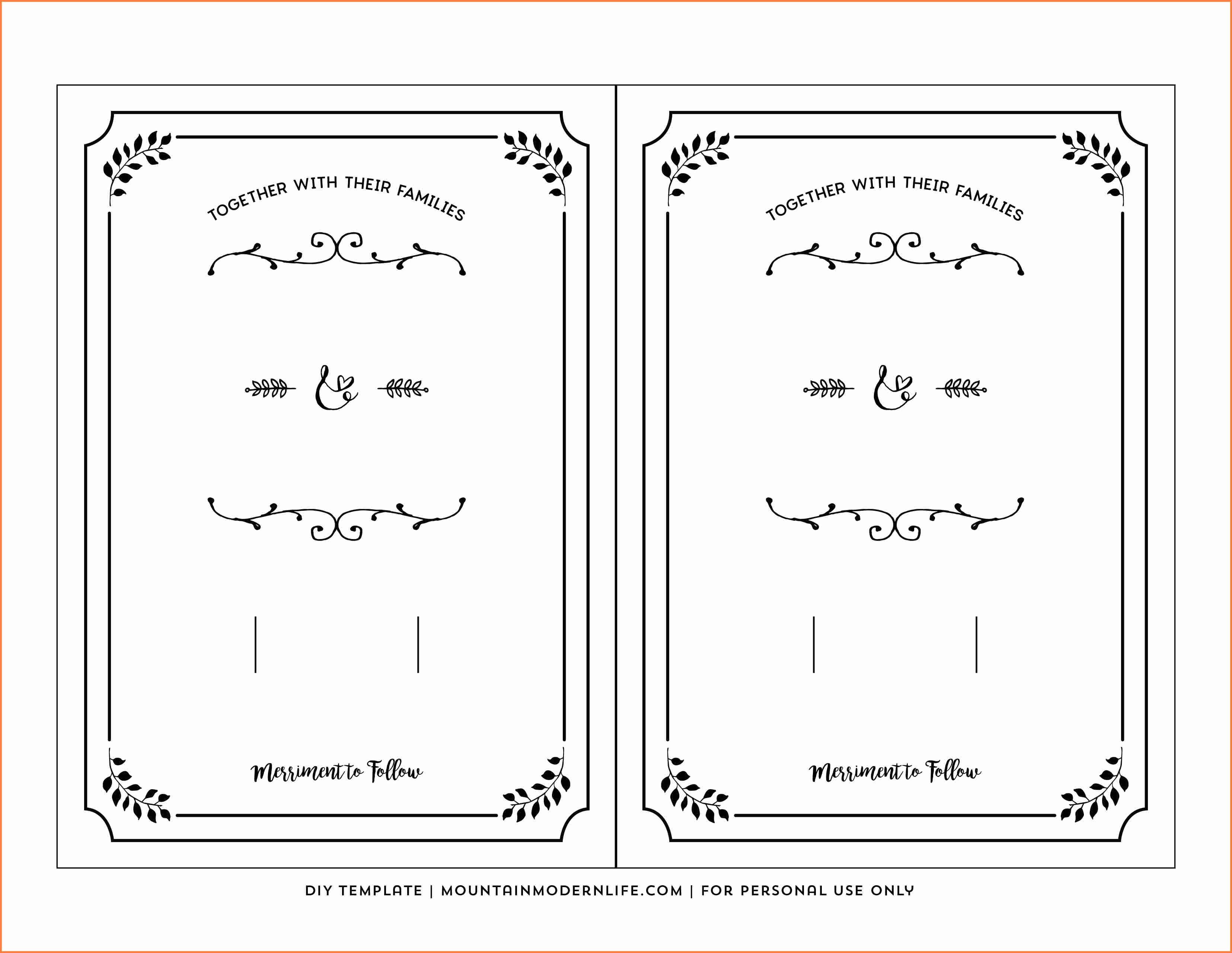15+ Free Printable Invitation Templates   Restaurant Receipt - Free Printable Invitations Templates