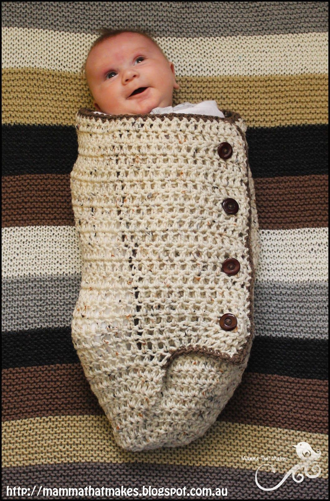 15 Gorgeous Baby Cocoon Patterns · Arts & Crafts | Crochet - Free Printable Crochet Patterns For Baby Cocoons