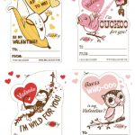 15 Of The Best Free Printable Valentine's Cards For The Classroom   Free Printable School Valentines Cards