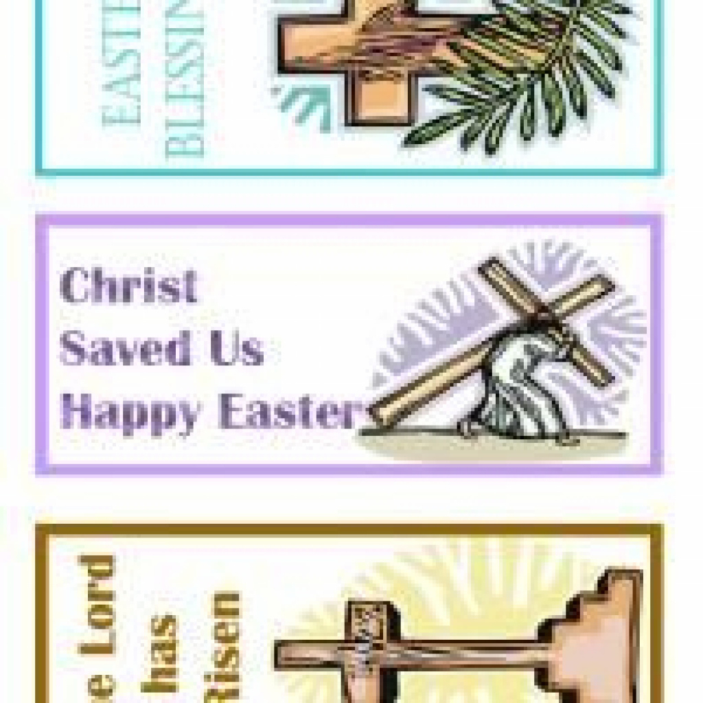 182 Best My Compassion: Easter Images On Pinterest   Activities - Free Printable Religious Easter Bookmarks