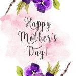 20 Cute Free Printable Mothers Day Cards   Mom Cards You Can Print   Make Mother Day Card Online Free Printable