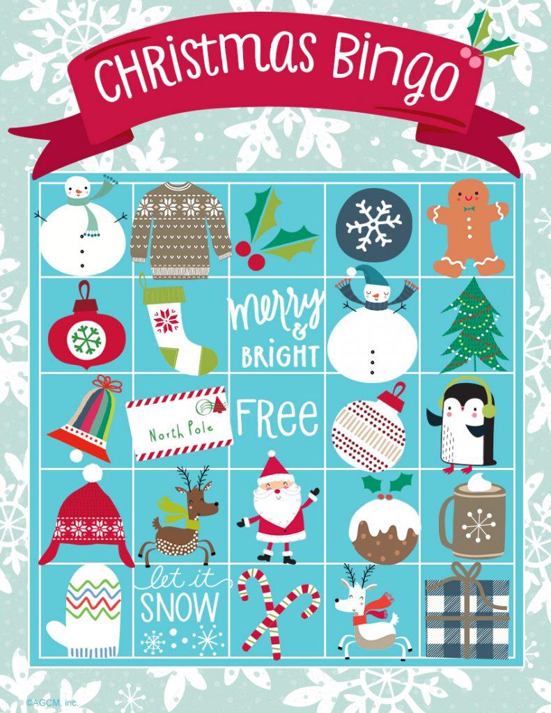 20 Free Printable Christmas Games - Christmas Celebration - All - Free Printable Christmas Board Games