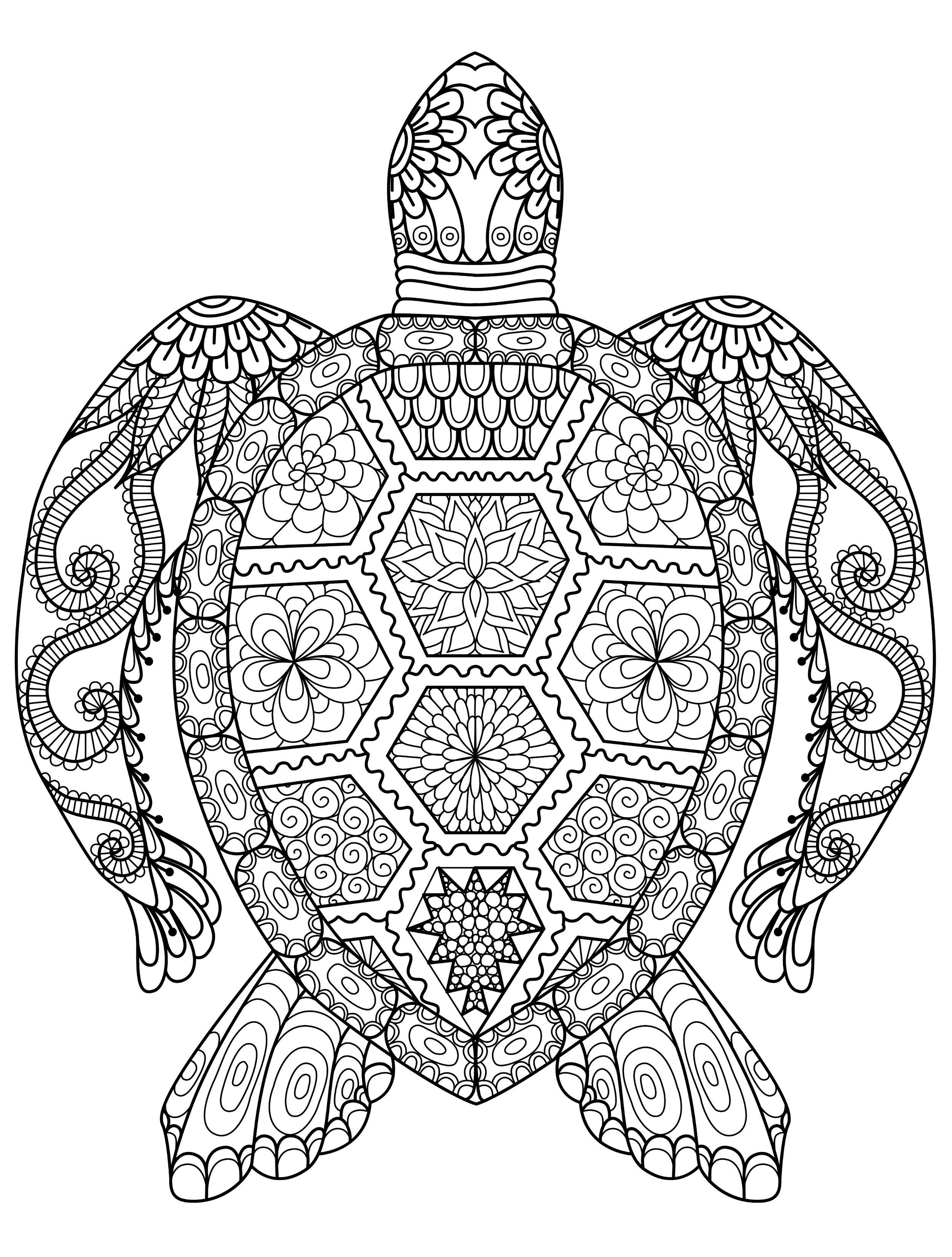 20 Gorgeous Free Printable Adult Coloring Pages … | Adult Coloring - Free Printable Coloring Pages For Adults