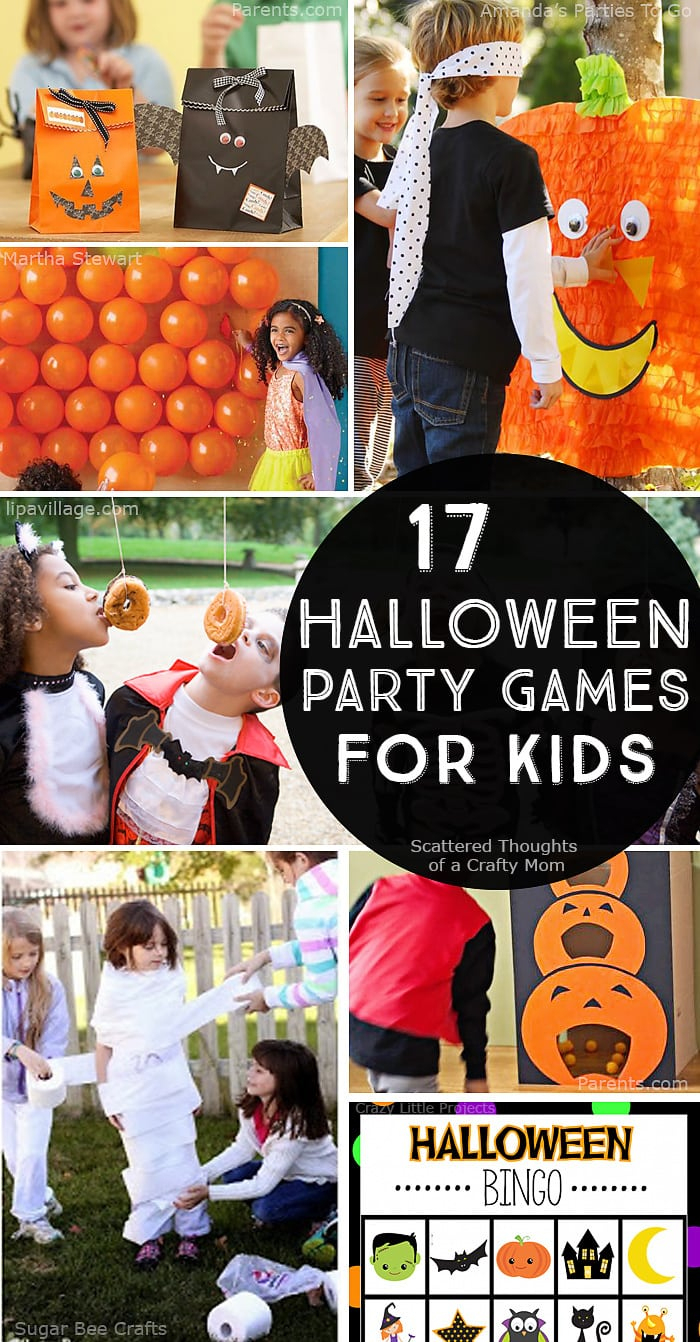 22+ Halloween Party Games For Kids. - Free Printable Halloween Party Games