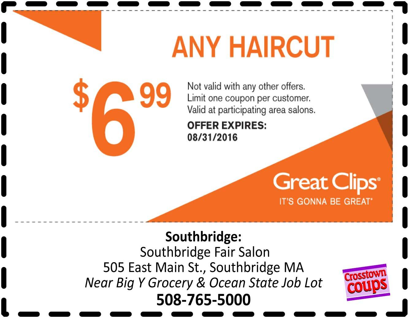 27 Great Clips Free Haircut Coupon | Hairstyles Ideas - Sports Clips Free Haircut Printable Coupon