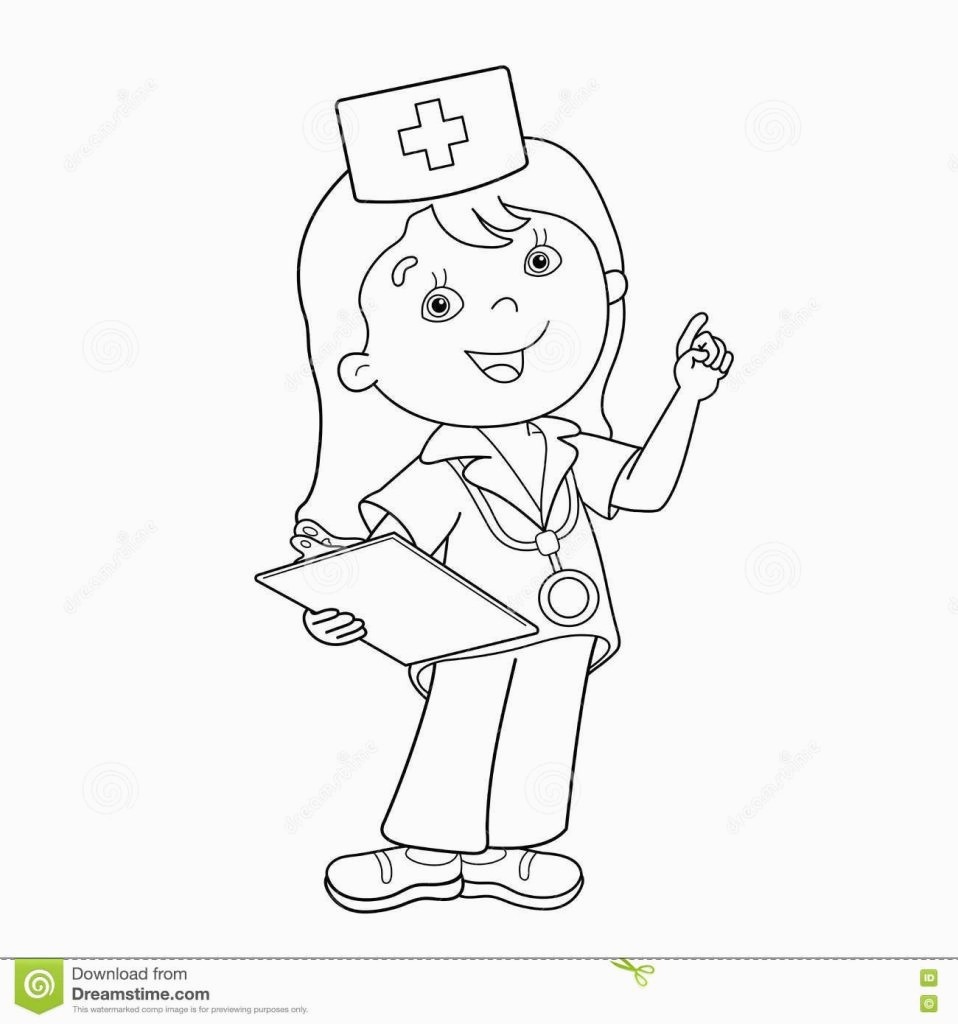 28 Free Printable Doctor Coloring Pages For Kids Ages For Doctor - Doctor Coloring Pages Free Printable