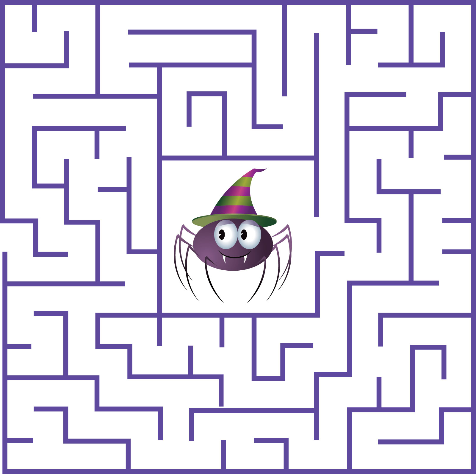 28 Free Printable Mazes For Kids And Adults | Kittybabylove - Free Printable Mazes