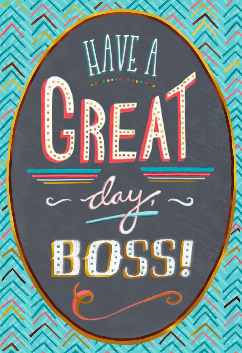 28 Great Boss's Day Cards | Kittybabylove - Boss Day Cards Free Printable