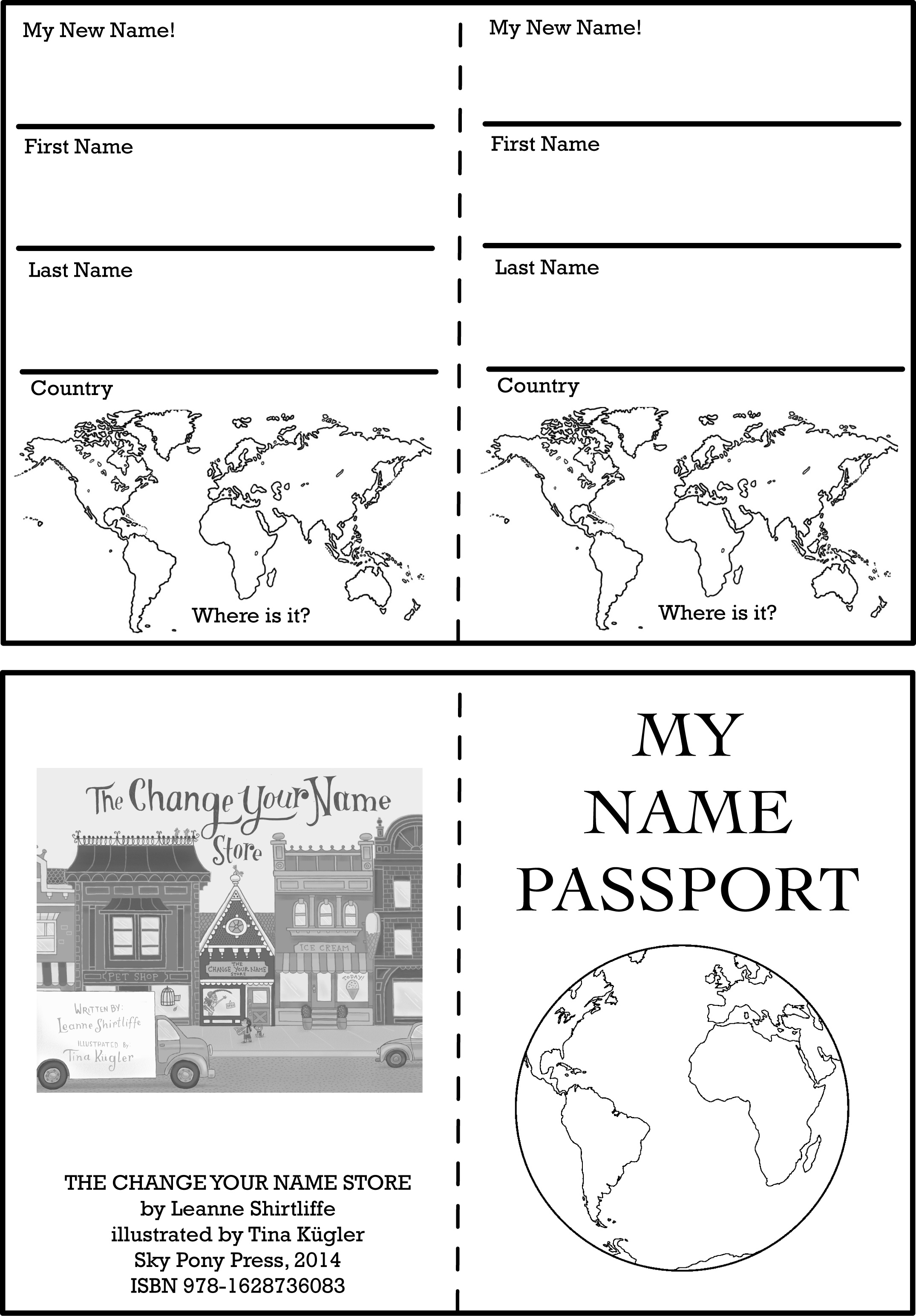28 Images Of Passport Template Free Printable Book | Unemeuf - Free Printable Passport Template