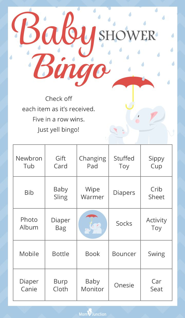 30 Baby Shower Games And Activities You Would Enjoy | Shower - 50 Free Printable Baby Bingo Cards