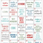 30 Days Of Stem Challenges   Free Printable | Stem Ideas | Stem   Free Printable Stem Activities