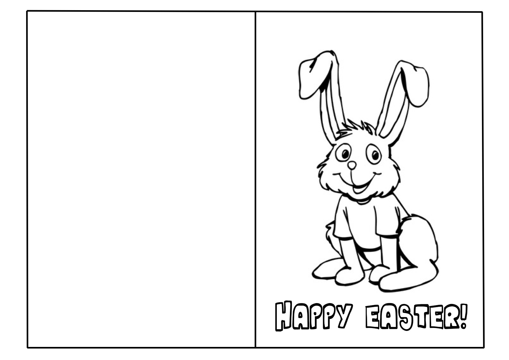 32 Free Printable Easter Cards | Kittybabylove - Free Printable Easter Greeting Cards