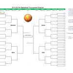 34 Blank Tournament Bracket Templates (&100% Free)   Template Lab   Free Printable Brackets