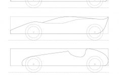 Free Printable Car Template