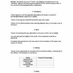 39 Simple Room Rental Agreement Templates   Template Archive   Free Printable Rent Increase Letter