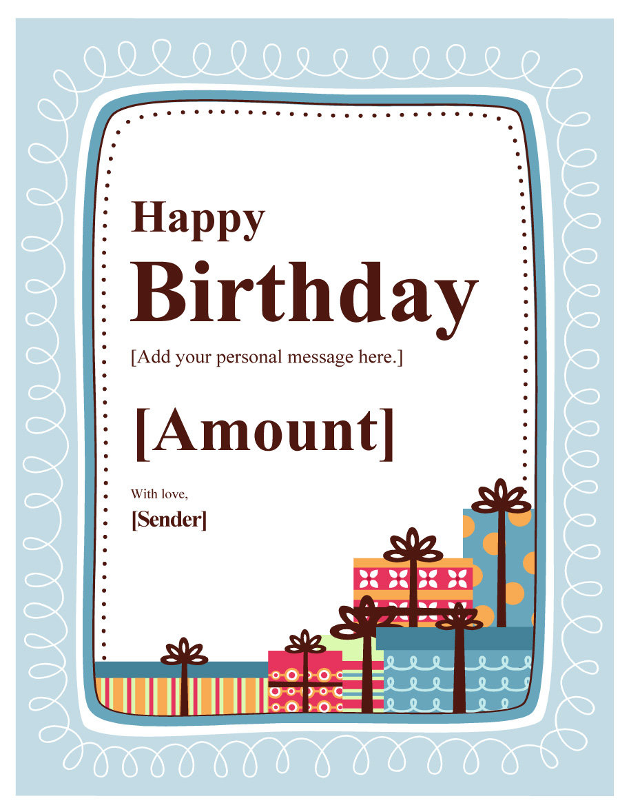 40+ Free Birthday Card Templates ᐅ Template Lab - Make Your Own Printable Birthday Cards Online Free