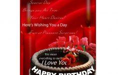 Free Printable Romantic Birthday Cards