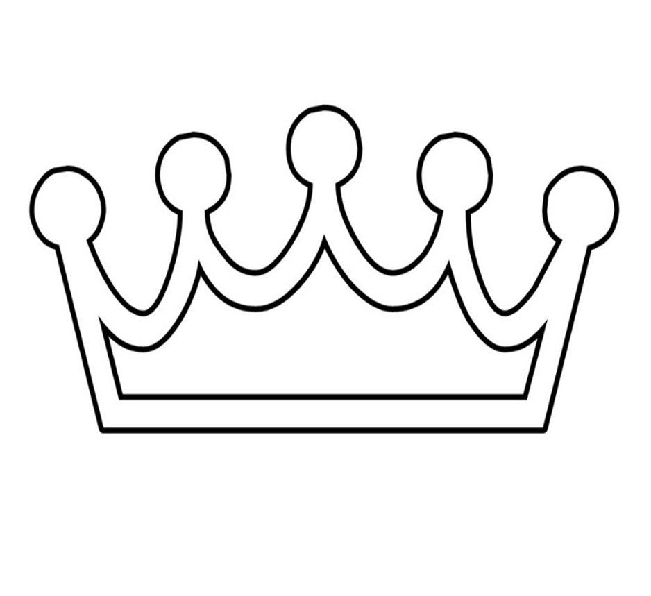 45 Free Paper Crown Templates ᐅ Template Lab - Free Printable King Crown Template