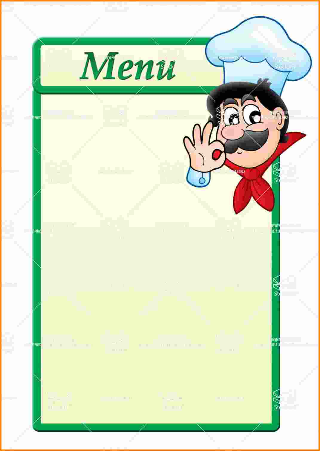 5 Excellent Free Restaurant Menu Plugins For WordPress Themegrill - Free Printable Menu Maker
