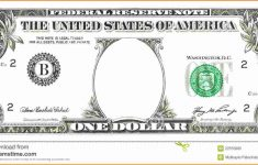 50 Dollar Bill Template Printable Money Front And Back Download Them – Free Printable Dollar Bill Template
