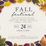 50 Luxury Free Fall Flyer Templates | Speak2Net   Free Printable Fall Flyer Templates