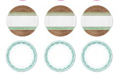 56 Cute Mason Jar Labels | Kittybabylove – Free Printable Labels For Jars