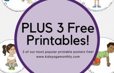 58 Fun And Easy Yoga Poses For Kids (Printable Posters) | Classroom – Free Printable Yoga Poses